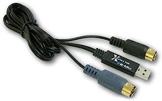 CREATIVE EMU XMIDI 1X1 USB MIDI接口
