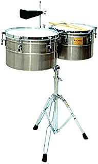 Tycoon Percussion TTI/L-1314BC 深壳,拉丝铬,13 和 14 英寸