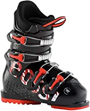 Rossignol Comp J4 滑雪鞋,男女皆宜,黑色