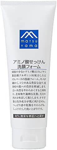 Matsuyama 松山油脂 M-mark 氨基酸洁面泡沫