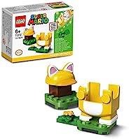 LEGO 乐高 超级马力欧 猫咪马力欧增强包 71372
