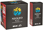 SNK NEOGEO mini + NEOGEO mini PAD (黑色) 游戏机套装