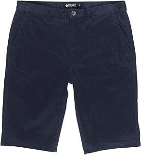 Element 男士 Howland 经典直筒弹性修身短裤