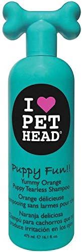 Pet Head Puppy Fun!! 无泪洗发水 16.1 盎司