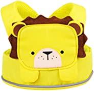 Trunki ToddlePak防走失学步背心 黄色Leeroy狮子