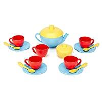 Green Toys 茶具 标准 Blue/Red/Yellow