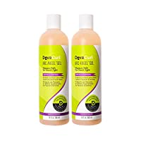 DevaCurl Arc Angel,丰盈,保湿,定义和控制卷发型凝胶 12oz - 2 Pack