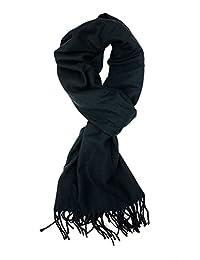 paskmlna 超软奢华经典羊绒 Feel 冬季围巾
