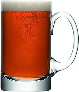 LSA International *吧啤*背心,25.2 液盎司 盎司,透明
