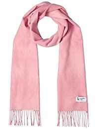 Johnstons 围巾 WA16 粉色 UK ONE (-)