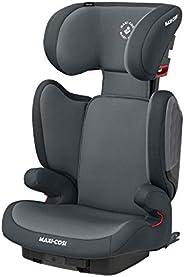 Maxi-Cosi 8767900110 Tanza 儿童汽车安全椅 带有Isofix接口 可随着宝宝成长加高 2/3汽车椅 适用于3.5-12岁儿童 建议身高100-150厘米 5.7kg,灰色