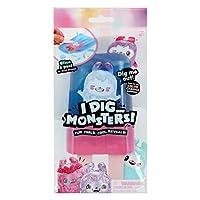 Pikmi Pops I Dig... 怪物冰棒包-1件可收藏的ASMR玩具| 有趣和可愛的減壓玩具-款式可能會有所不同