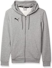 PUMA 彪马 夹克 teamGOAL23 Casuals Hooded 男士