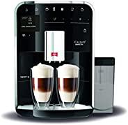 Melitta 美乐家 F830 – 102 CAFFEO Barista T 智能咖啡机, 1.8升, 黑色