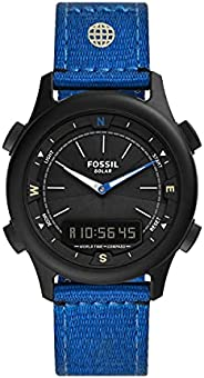 Fossil 手表 EARTH DAY WATCH LE1120 男士 蓝色