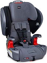 Britax 与你一起成长 ClickTight Plus Hiness-2-助推器汽车座椅 | 3 层冲击保护-25 至 120 磅,Otto SafeWash 面料 [平博的新版本]