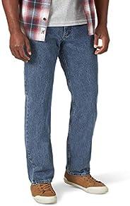 Wrangler Authentics 男士 Big&Tall Classic 5口袋常规版