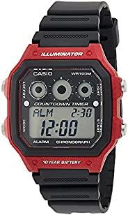 [卡西欧标准]CASIO STANDARD 【卡西欧】CASIO STANDARD 腕表 AE-1300WH-1A2【再进口款】 AE-1300WH-1A2 男款 【再进口商品】
