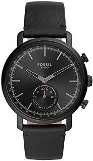 [Fossil] 智能手表 LUTHER BQT1101 男士 黑色