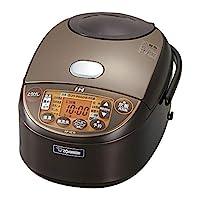 象印 IH炊飯器 5.5合 ブラウン 極め炊き 黒まる厚釜 NP-VZ10-TA 需配變壓器