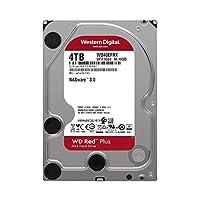 Western Digital 西部数据 WD40EFRX NASware 3.0内部硬盘驱动器