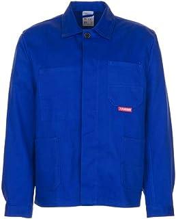 Planam 工作夹克 BW 290,尺寸 56,矢车菊蓝,101056