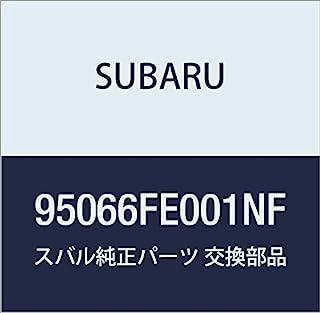 SUBARU (斯巴鲁) 正品配件 马自特 利亚 地板 中心 翼豹 4D 三厢 翼豹 5D 货号 95066FE001NF