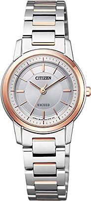 CITIZEN 西铁城 光动能 薄款 EX2074-61A 手表 银色