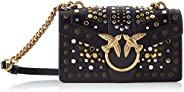 Pinko 1P21V3_Y6MC,Love Mini Icon New Studs CL VI Donna