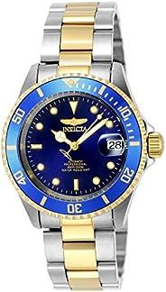 Invicta 8928OB Pro Diver 男士不锈钢双色自动手表,金色