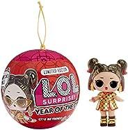 L.O.L. Surprise! 牛年娃娃宠物,有7个惊喜,农历新年娃娃或宠物,配件,惊喜娃娃或宠物
