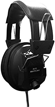 AVID Education AE-808 立体声课堂耳机带音量控制
