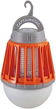 CAPTAIN STAG鹿牌午餐灯LED灯笼 USB充电式 带诱虫灯 3段调节 【亮度180流明/连续点灯约1.5小时(High+诱虫灯)/连续照明约6.5小时(Low+诱虫灯)】 UK-4051