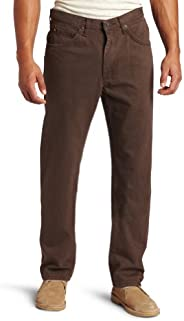 Lee 男士标准修身直筒牛仔裤 Walnut 42W x 30L
