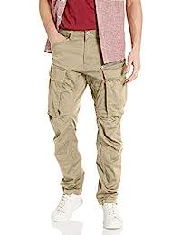 G-STAR RAW Rovic Zip 男士 3d 直筒褲
