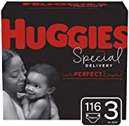 HUGGIES Economy Plus Pack 3 116