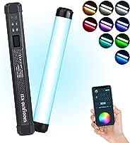 手持式光棒,RGB LED 视频灯,摄影管灯