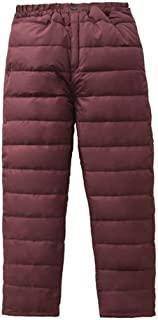 蓬松保暖裤*红色S~M