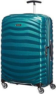 Samsonite 新秀丽 Lite-Shock 万向轮拉杆箱,69 cm,Petrol Blue