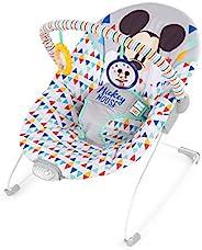 Kids II Japan Disney baby (迪士尼婴儿) 米奇毛・快乐线・婴儿摇篮 0个月~ (11896) by Kids II
