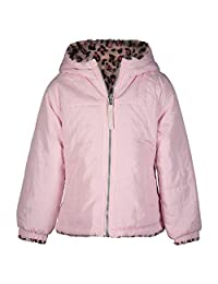 LONDON FOG 女童中等重量羊毛内衬夹克