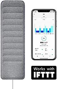 Nokia 诺基亚 Sleep 智能睡眠感应垫 自动感测垫 监控睡眠 跟踪心率 检测打鼾