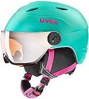 UVEX 優維斯 中性款 青少年 滑雪頭盔