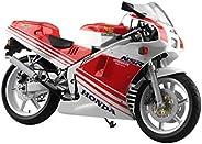 青岛文化教材社 1/12 摩托车系列 No.59 本田 1988 NSR250R 塑料模型