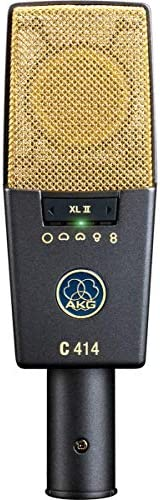 AKG C414 XLII 多模式大振膜电容麦克风