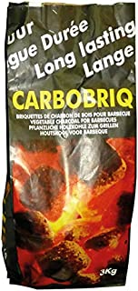 CARBOBRIQ 60303CQCARB204 烧烤燃料,参见照片