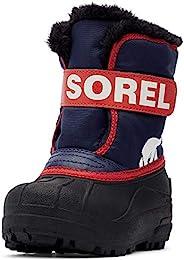 Sorel 中性儿童 Snow Commander 雪地靴