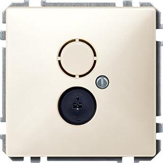 Merten, weiß, System Fläche 297644 扬声器插座