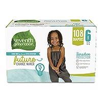 Seventh Generation *七世代 嬰兒尿布 6號
