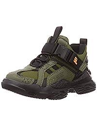 Syunsoku 瞬足 运动鞋 轻便 SL 16~26cm 2E 儿童 男孩 女孩 DSL 0260 卡其色 17.0 cm 2E